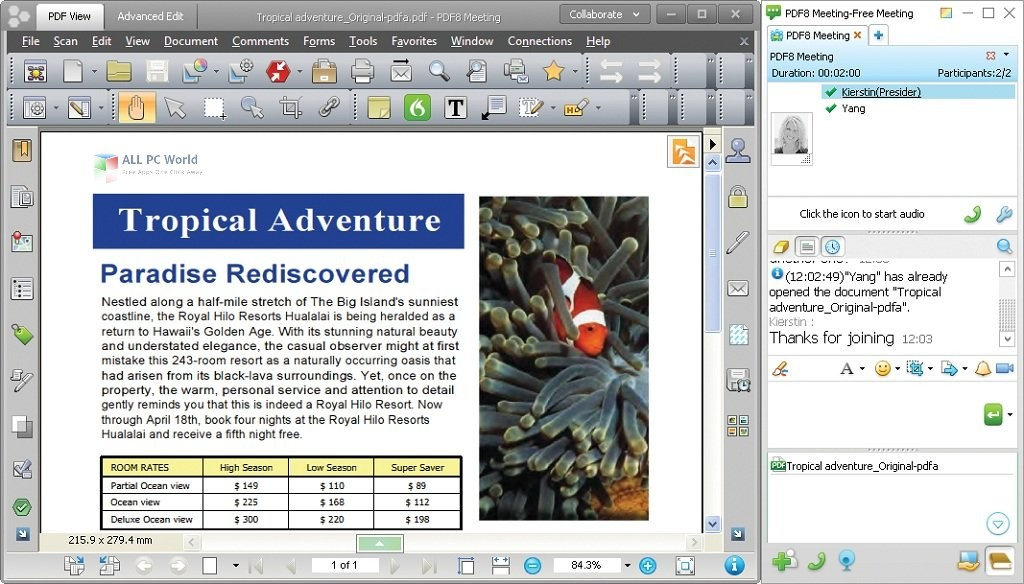 Nuance PDF Converter Professional 8.1 Review