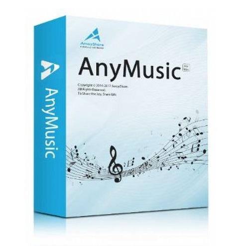 AmoyShare AnyMusic 5.0 Free Download