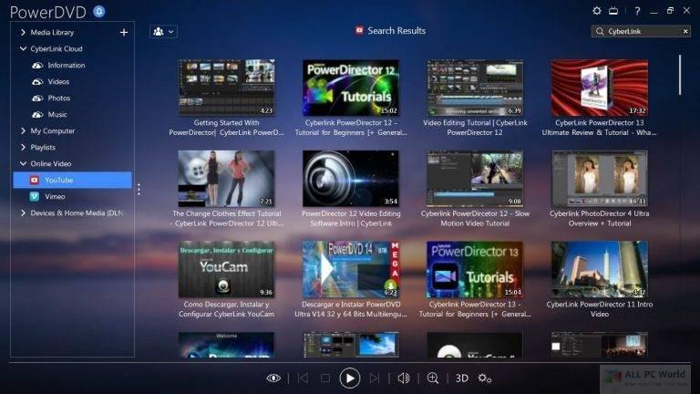 CyberLink PowerDVD Ultra 18.0 Review