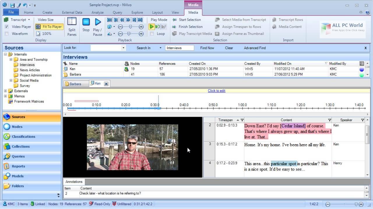 QSR NVivo 10.0.641.0 SP6 Review