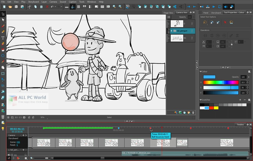 Toon Boom StoryBoard Pro Review
