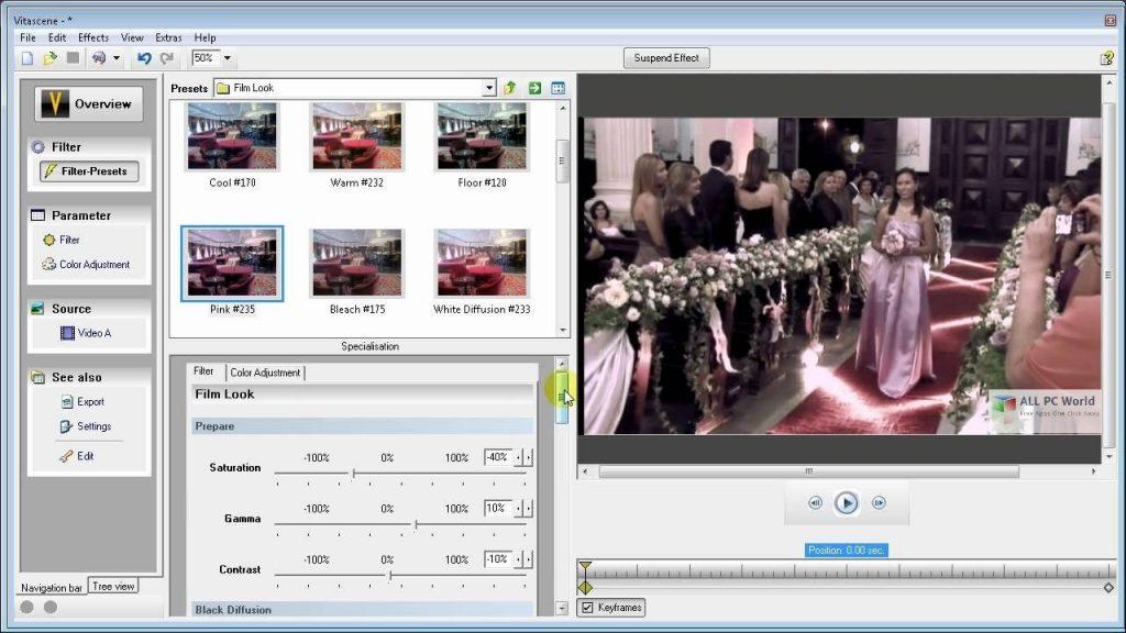 proDAD Vitascene 4 Free Download