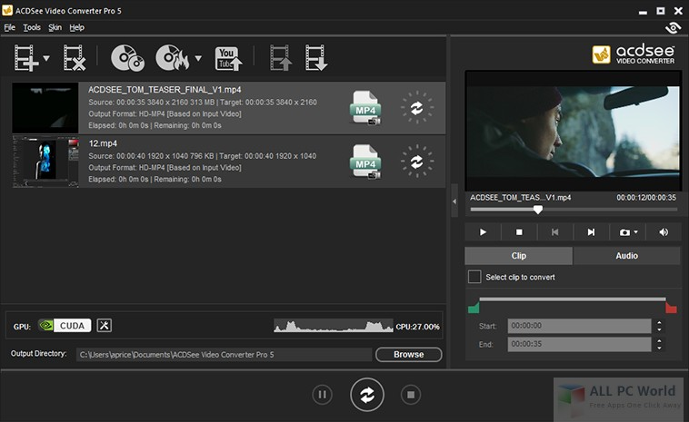 ACDSee Video Converter Pro 5.0 Review