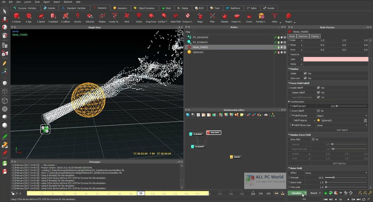 Next Limit RealFlow 10 Review