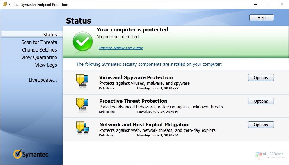 Symantec Endpoint Protection 14.3 Free Download