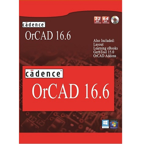 Cadence OrCAD 16.6 Free Download