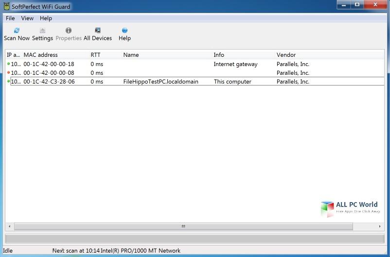 Download SoftPerfect WiFi Guard 2.0 Free