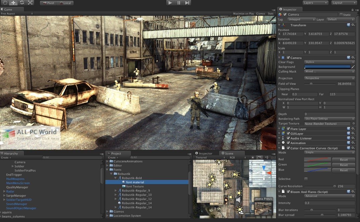 how to get unity pro for free