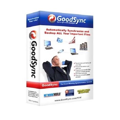 GoodSync Enterprise 10.9 Free Download