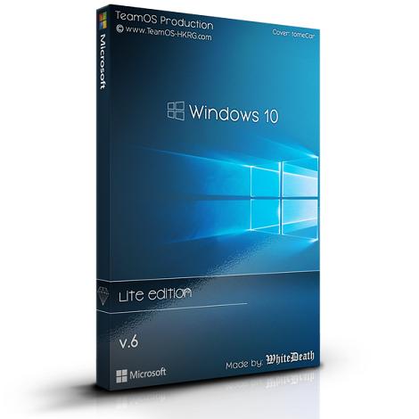 Windows 10 Lite v6 2018 Free Download