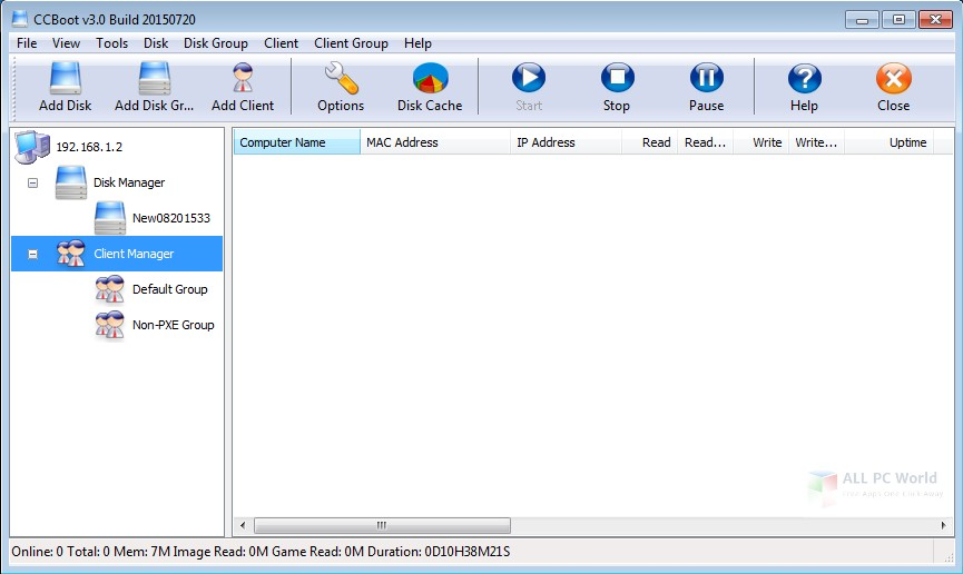 CCBoot 2016 Free Download