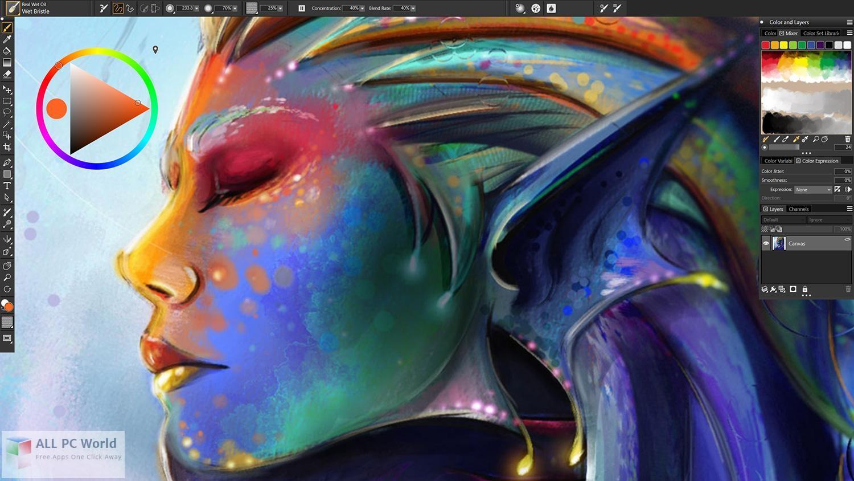 Corel Painter 2019 Free Download