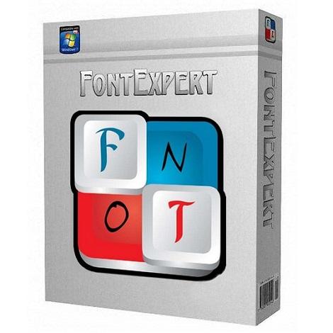 Download FontExpert 2018 15.0 Free