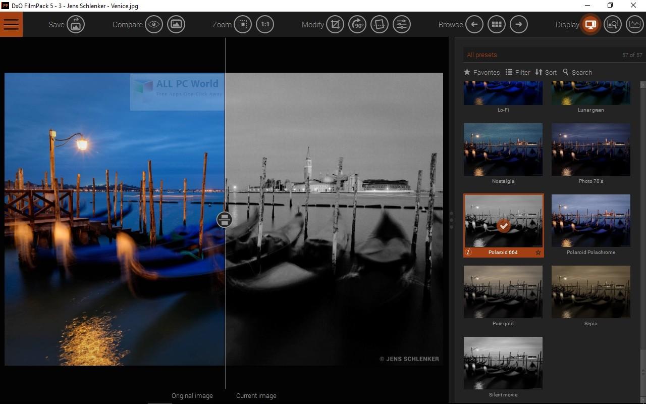 DxO FilmPack Elite 5.5 Free Download