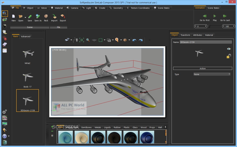 SimLab Composer 9.0 Free Download