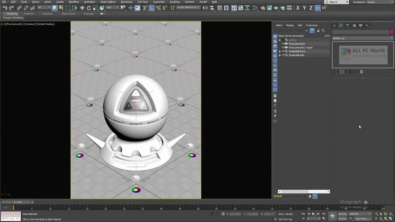 Solid Angle Arnold v2.0 For 3ds Max 2019 Free Download