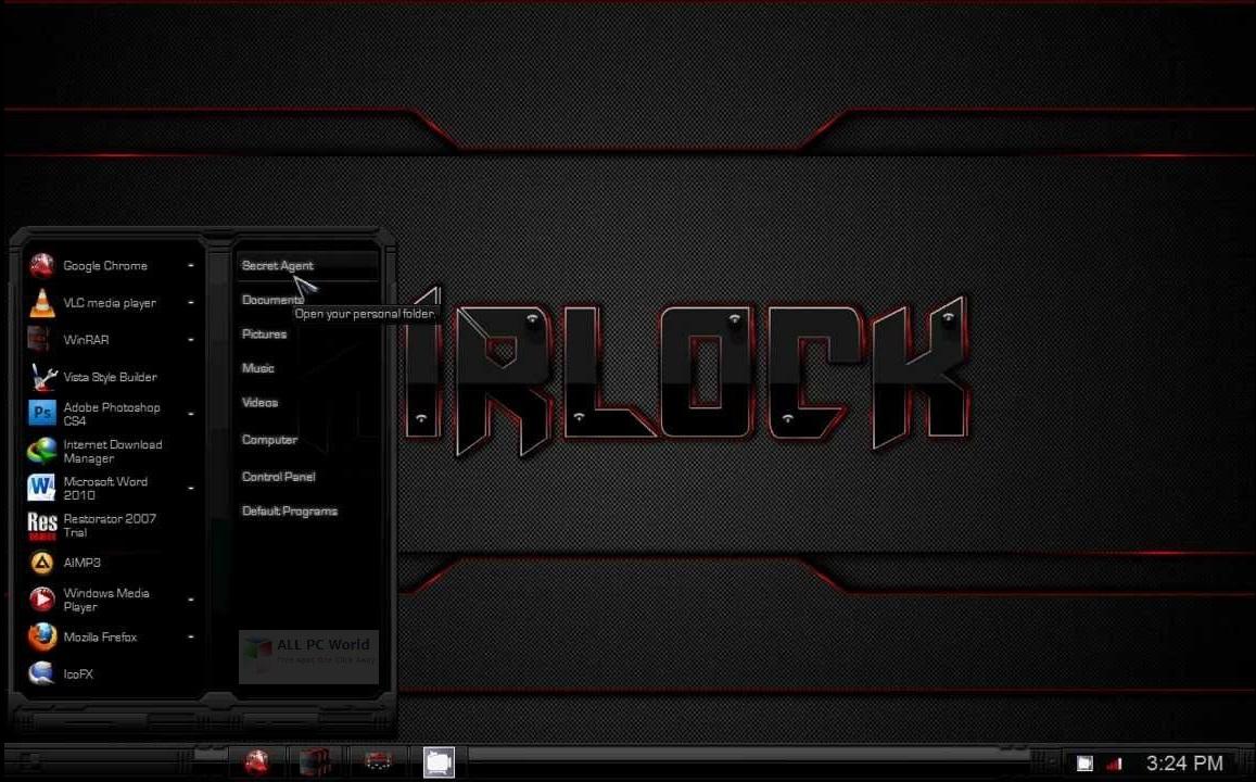 Windows 10 Airlock Premium V2 Free Download