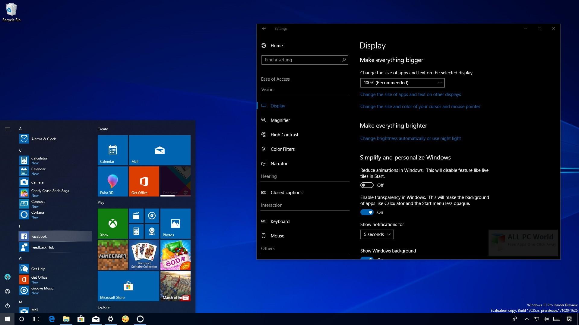 Windows 10 X64 Redstone 4 AIO JUNE 2018 Free Download