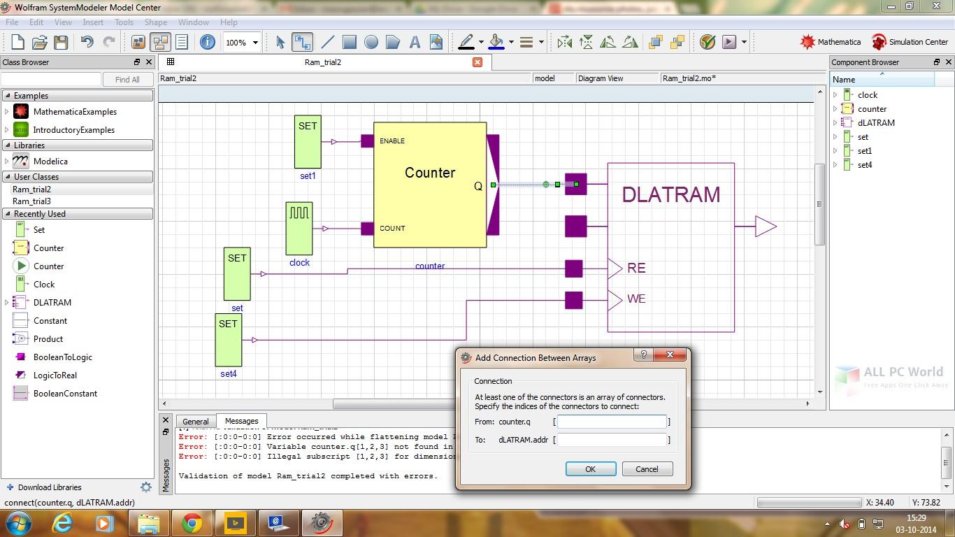 Wolfram SystemModeler 5.0 Free Download