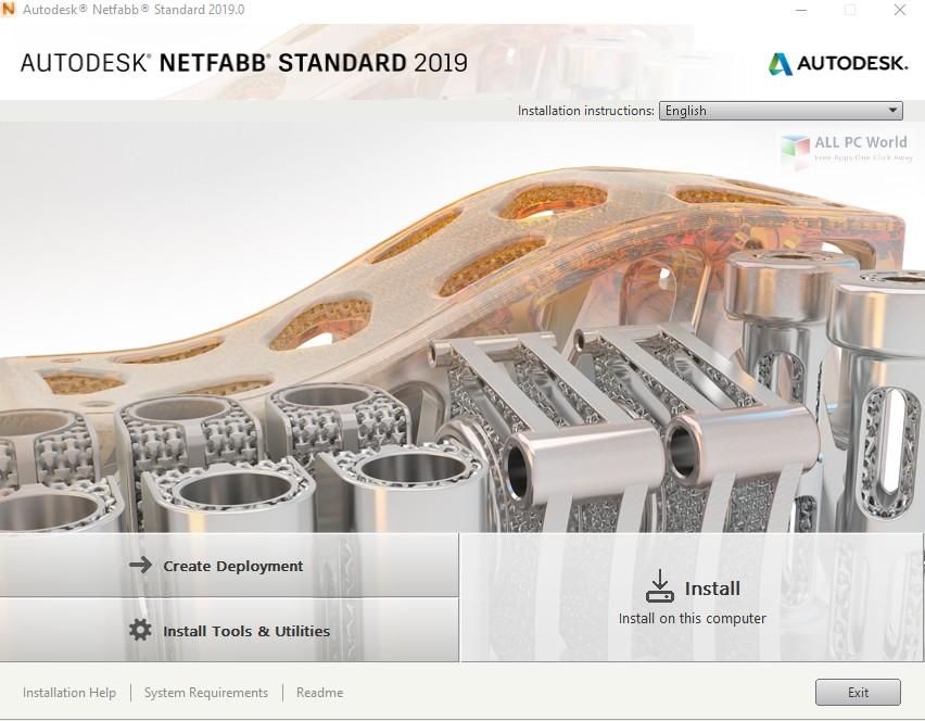 Autodesk Netfabb Standard 2019 Free Download