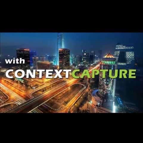 Download Bentley ContextCapture Center 4.4 Free