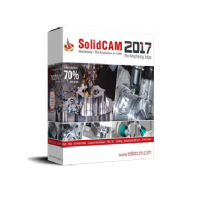 Download SolidCAM 2017 SP3 x64 Free