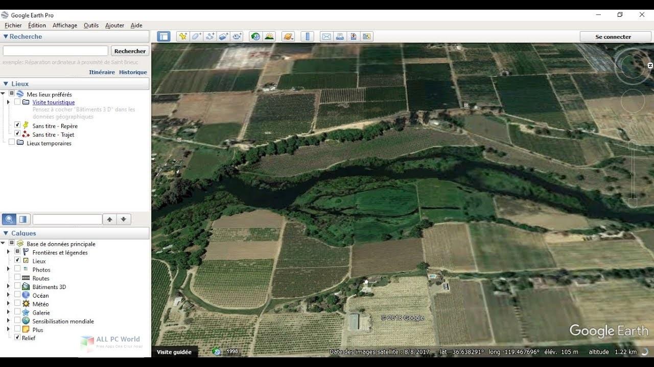 Google Earth Pro 2018 v7.3 Free Download
