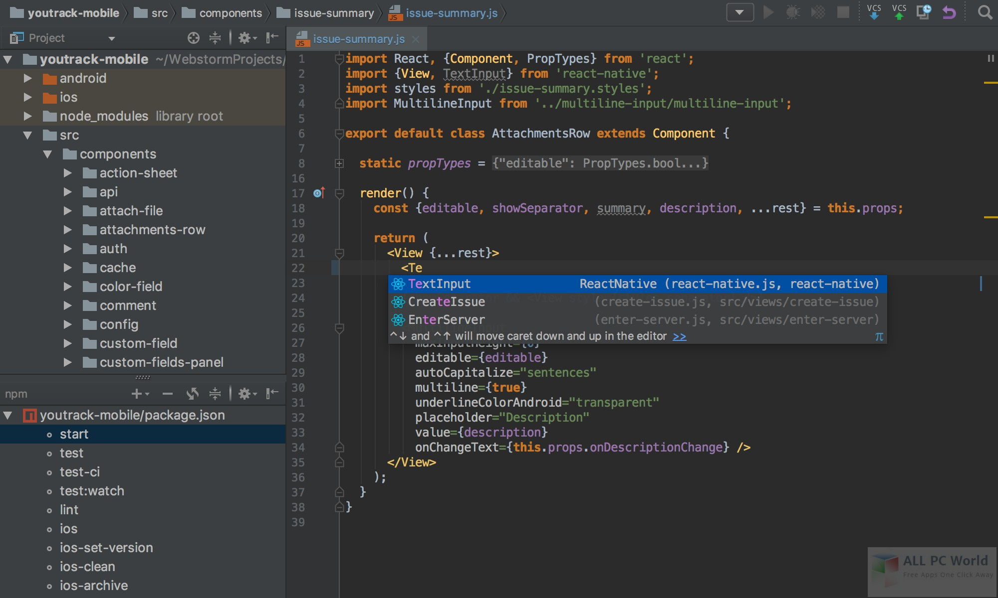JetBrains RubyMine 2018 Free Download