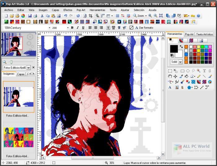 Pop Art Studio 9.1 Free Download