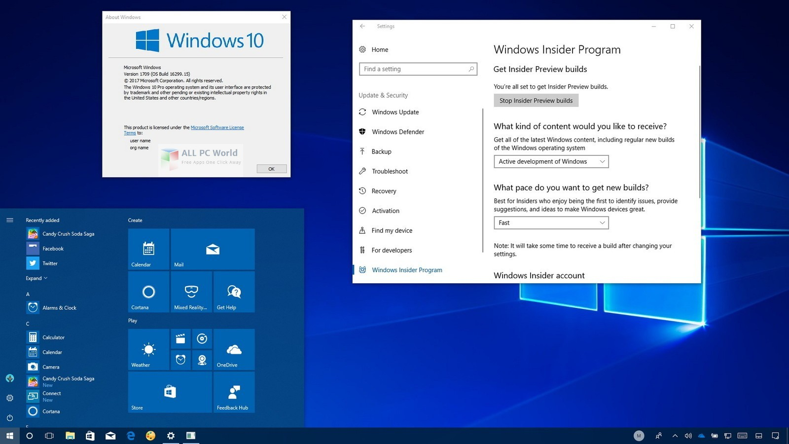 Windows 10 Rs4 1803 AIO July 2018 Free Download