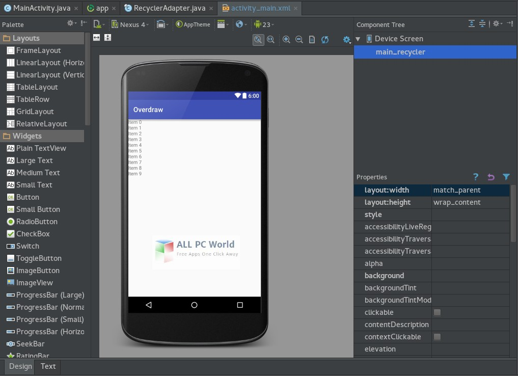 Android Studio 3.1 Free Download
