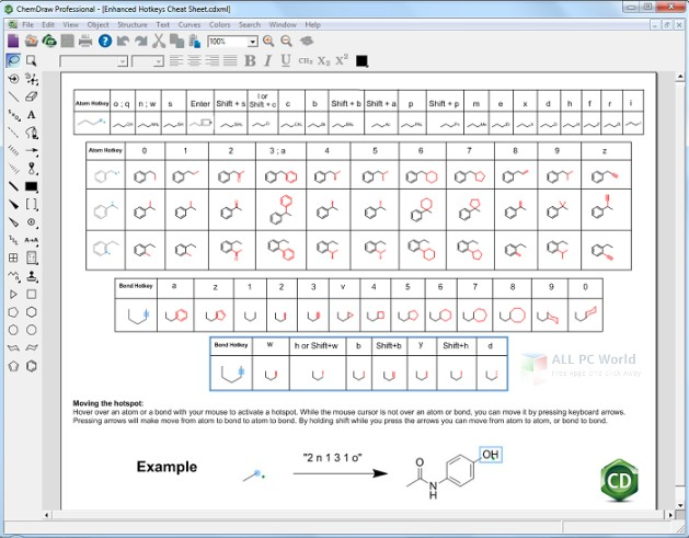 ChemOffice Professional 17.1 Suite Free Download