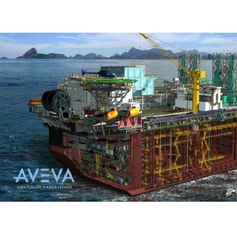 Download AVEVA Marine 12.1 SP4 Free