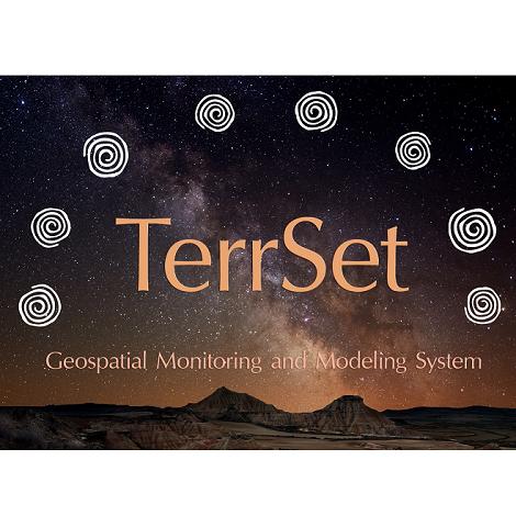 Download Clark Labs TerrSet IDRISI 18.3 Free