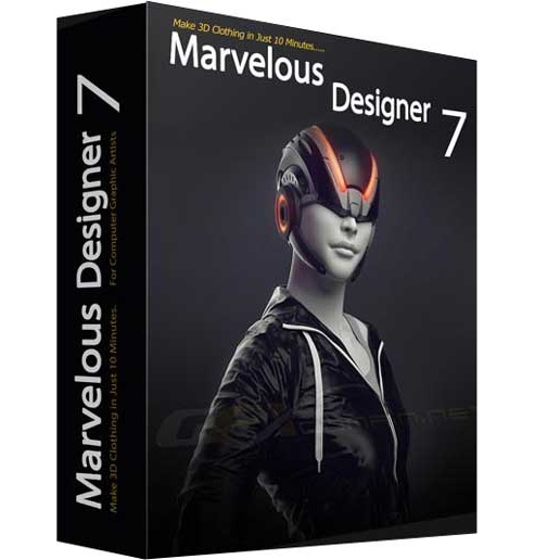Download Marvelous Designer 7.5 Enterprise 4.1 Free