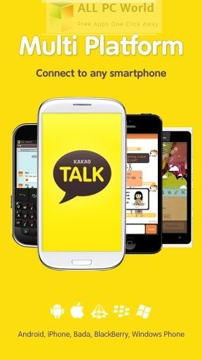 KakaoTalk For iPad Free Download Free