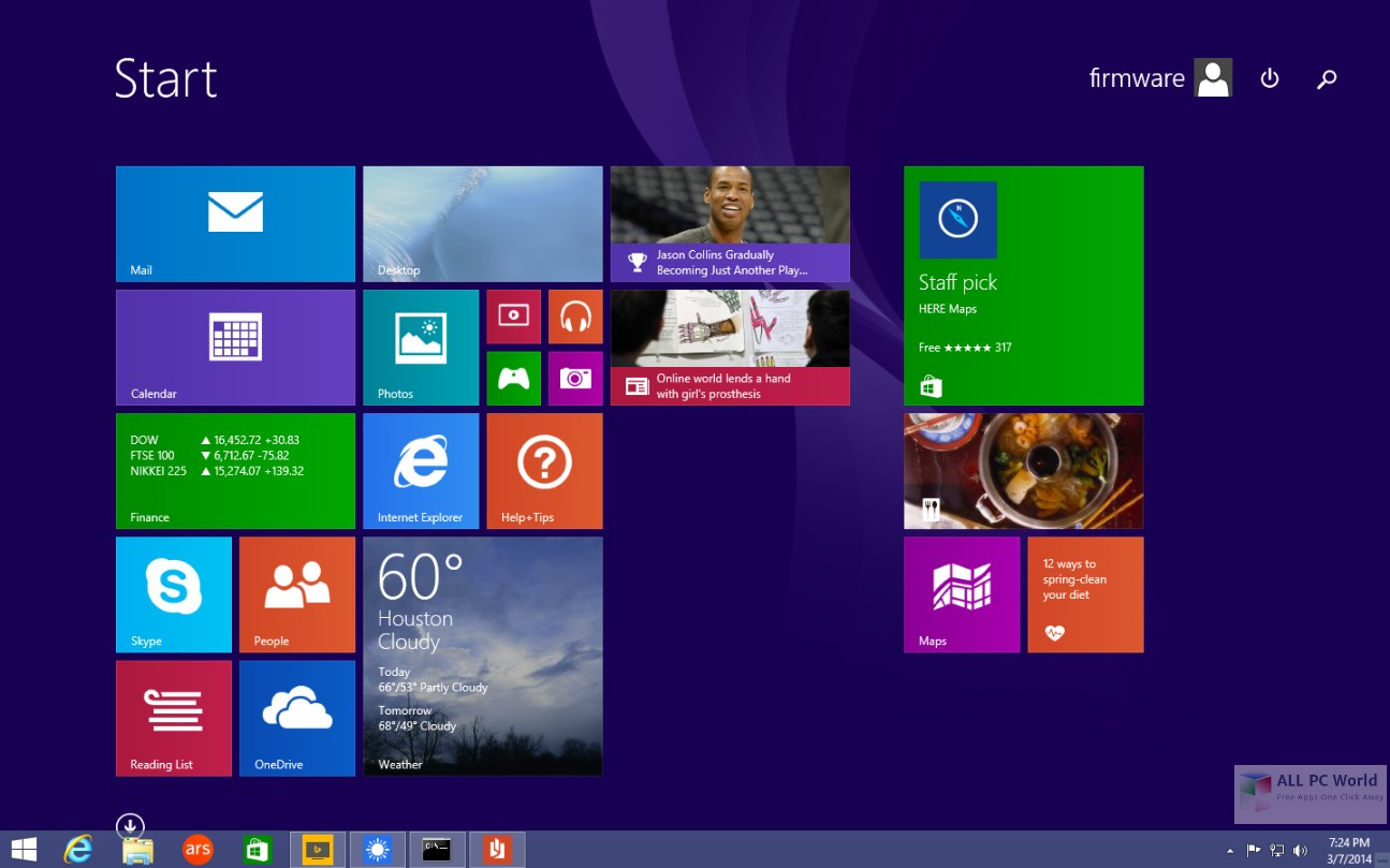 Windows 8.1 AIO OEM ESD August 2018 Free Download