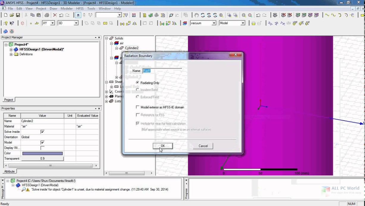 ANSYS HFSS 15.0 Free Download