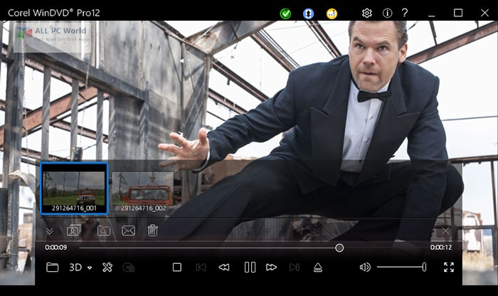 Corel WinDVD Pro 12.0 Direct Download Link