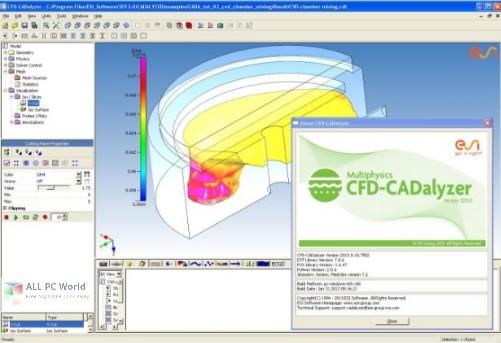 ESI CFD Advanced 2014 Free Download - ALL PC World