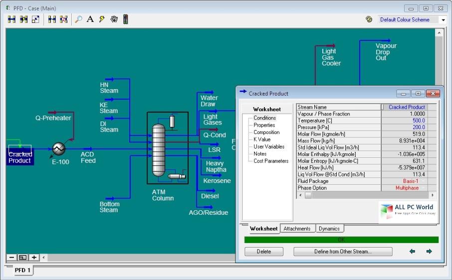 Honeywell UniSim Design Suite R460.1