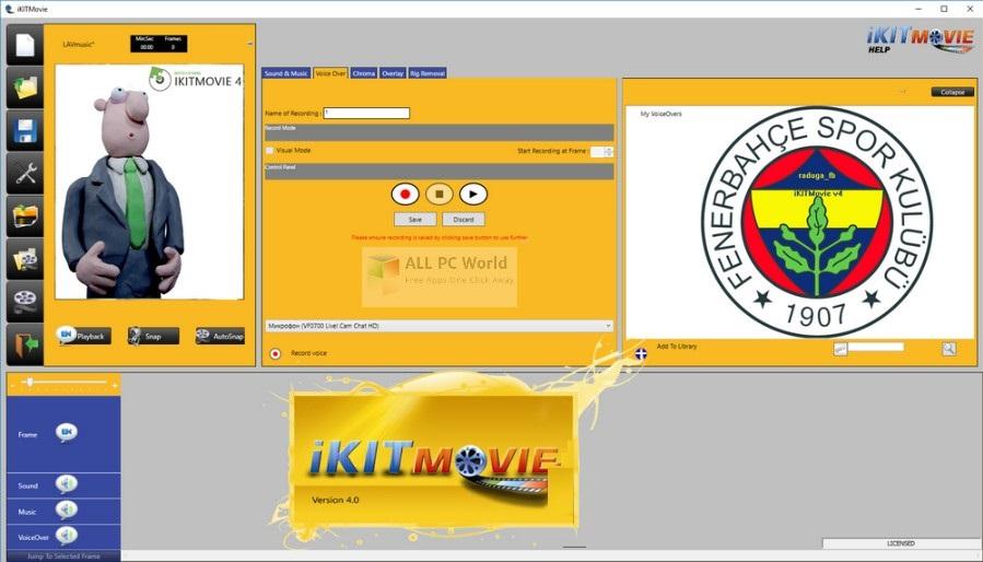 IKITSystems iKITMovie 4.0 Free Download