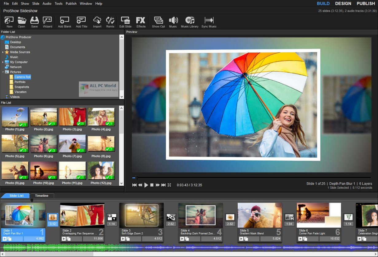 Portable Photodex ProShow Producer 9.0 Free Download