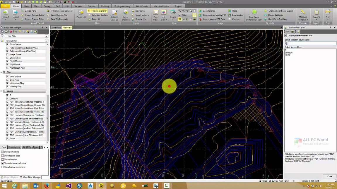 Trimble Business Center 3.90 Free Download