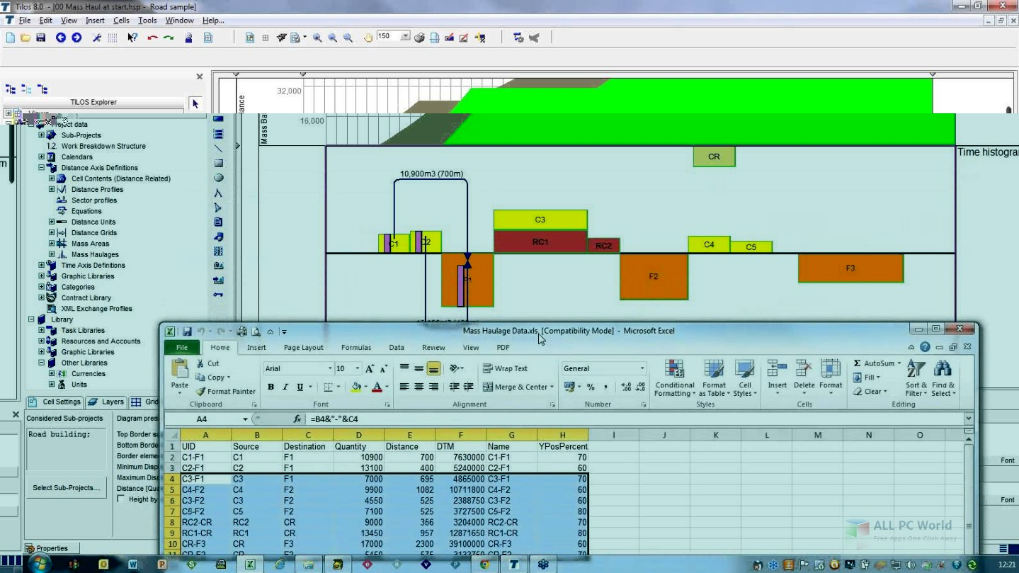 Trimble TILOS 10.1 Free Download