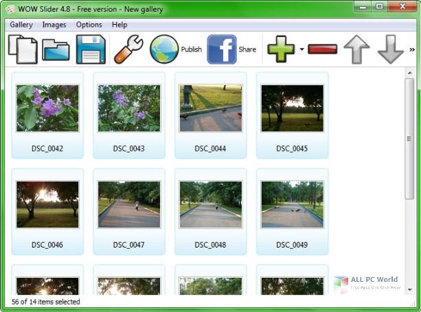 WOW Slider 7.7 Free Download