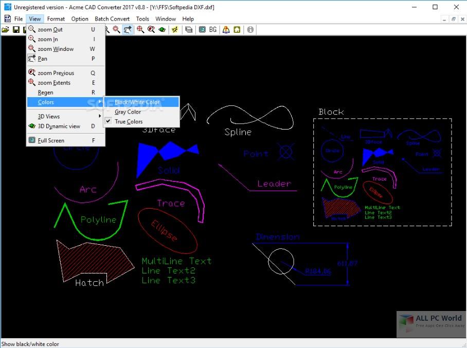 Acme CAD Converter 2019