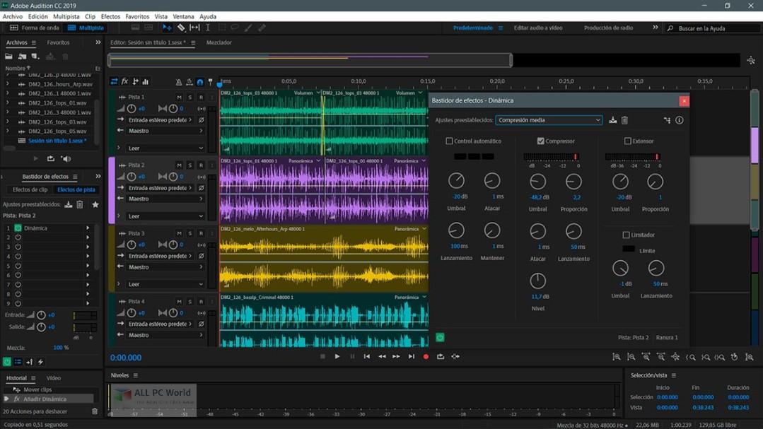 Adobe Audition CC 2019 v12.0