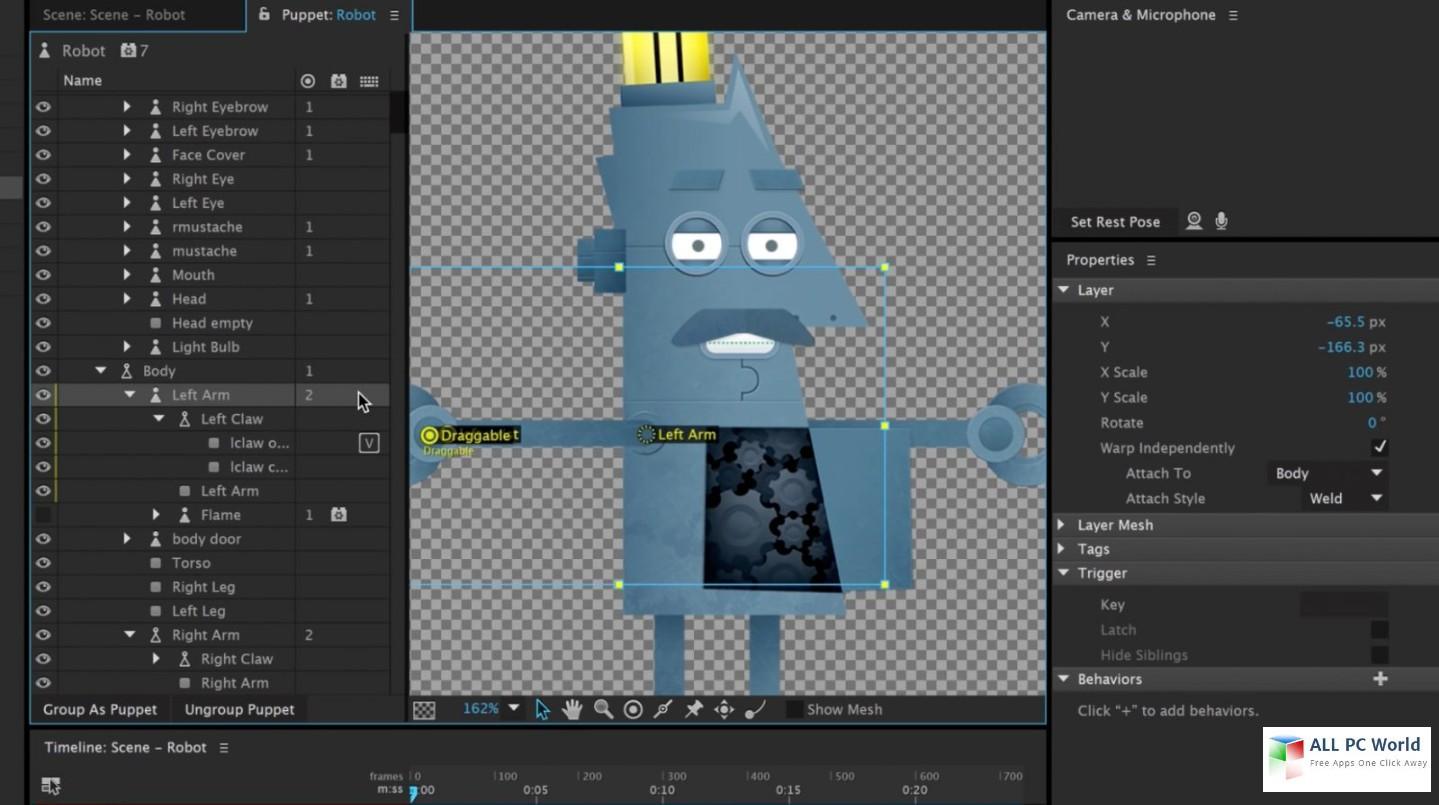 Adobe Character Animator CC 2019 v2.0