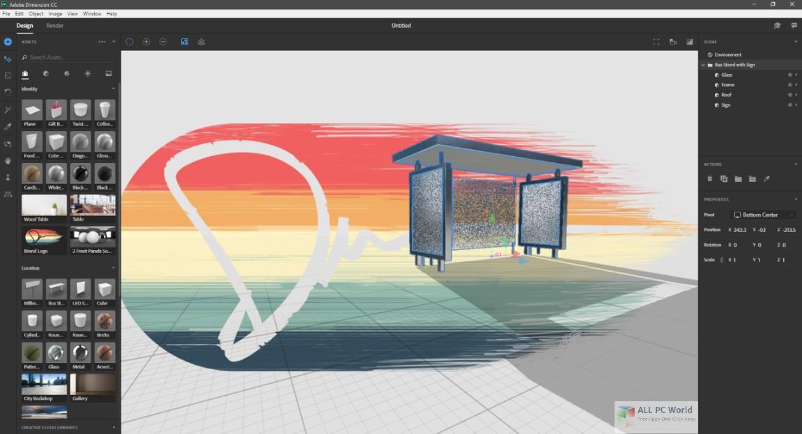 Adobe Dimension CC 2019 v2.0